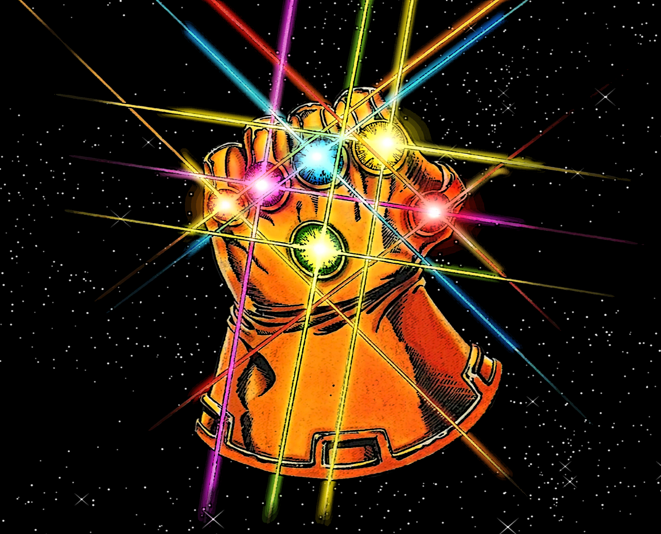 The Book Of Glyph Of Infinity Gauntlet Heroscapers