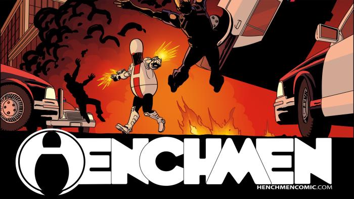 Henchmen - Kickstarter - Ryan Howe - Jamison Raymond