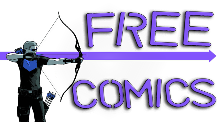 The 616 Project - Hawkeye - Free Comics - Summer Giveaway